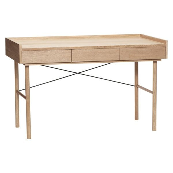 Bureau en bois - Hübsch - Songes - 880616