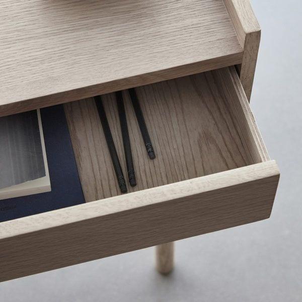 Bureau en bois - Hübsch - Songes - 880616_4