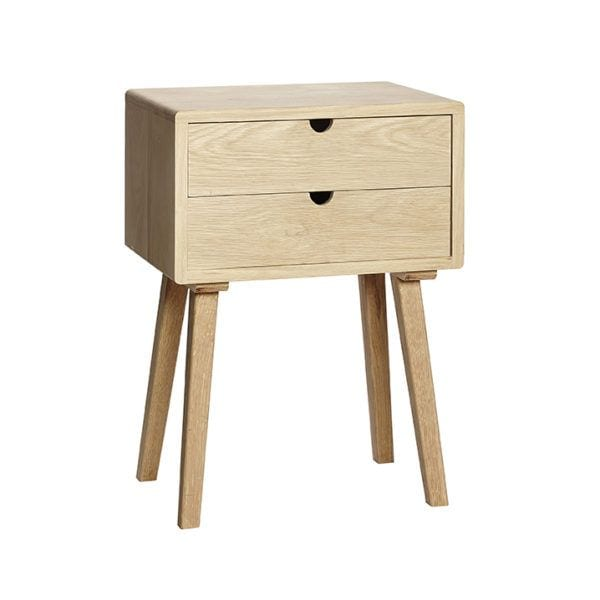 Petite commode en bois - Hübsch - Songes - 889003