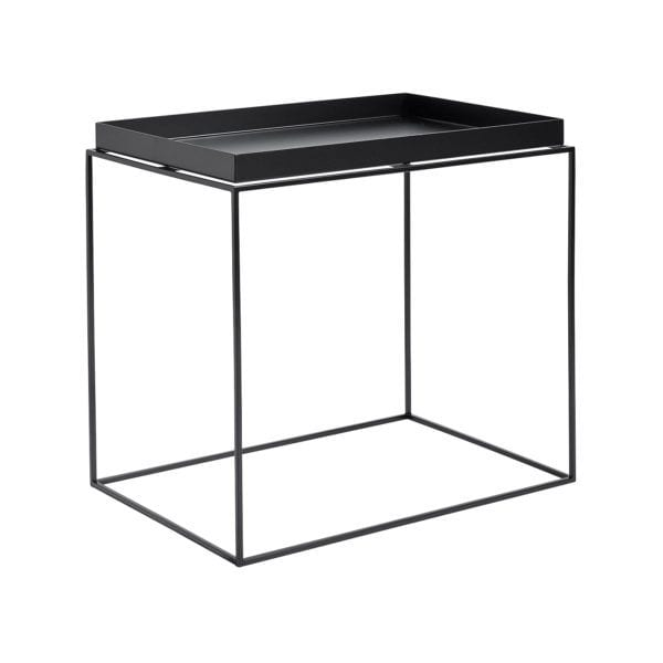 Tray table - Noir - Hay - Songes - Tray-table-black-l