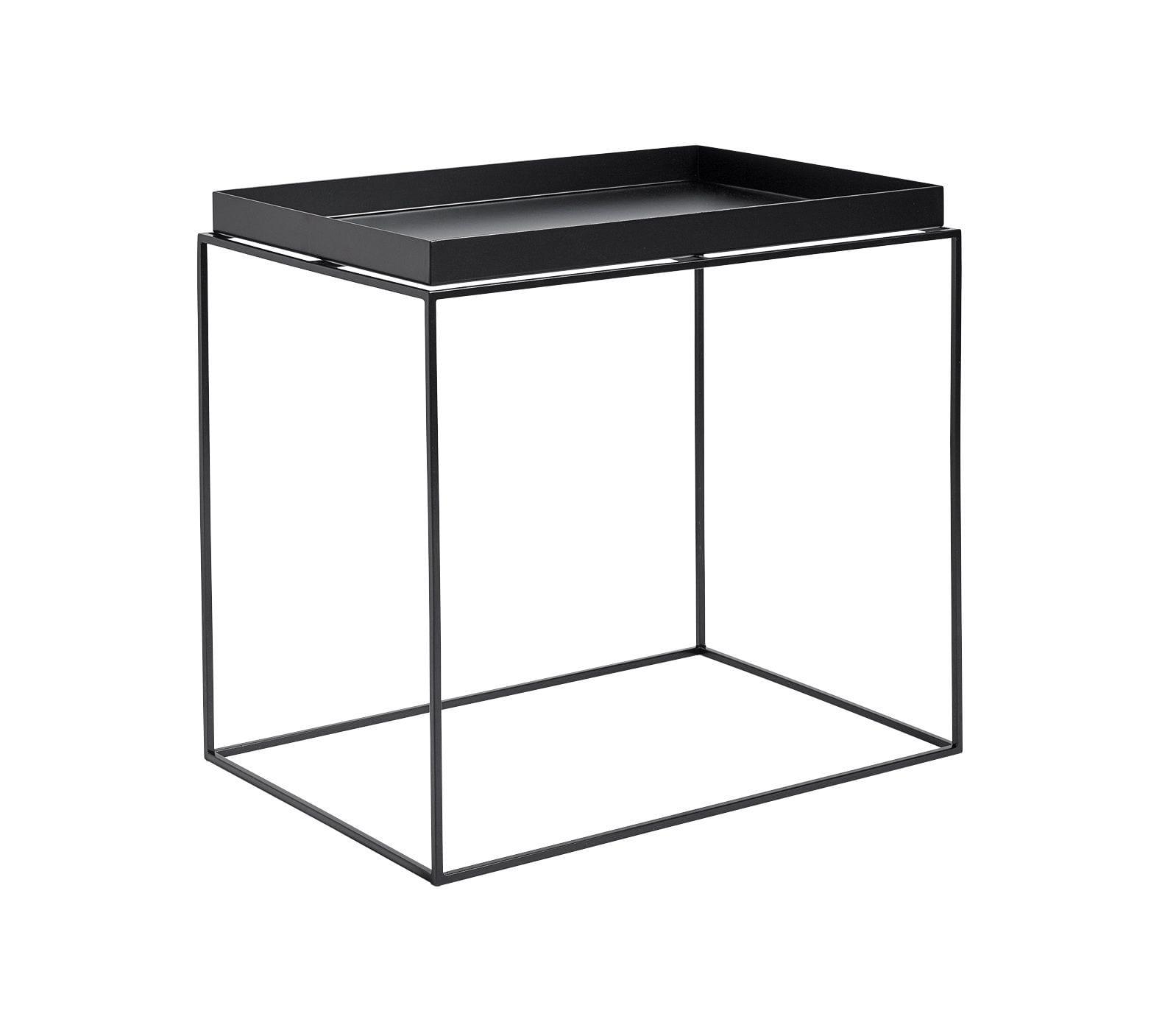 Tray table - Noir
