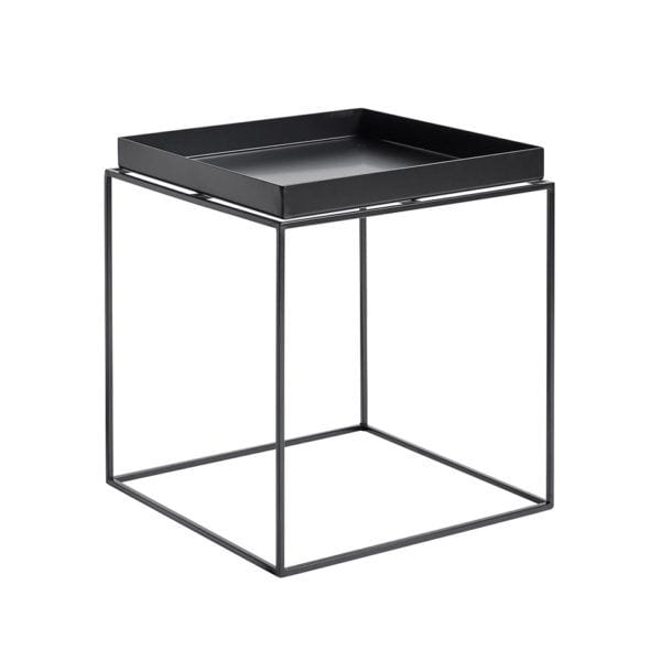 Tray table - Noir - Hay - Songes - Tray-table-black-m