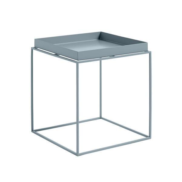 Tray table - Bleu - Hay - Songes - Tray-table-blue-m
