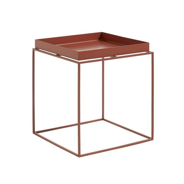 Tray table - Rouge - Hay - Songes - Tray-table-red-m