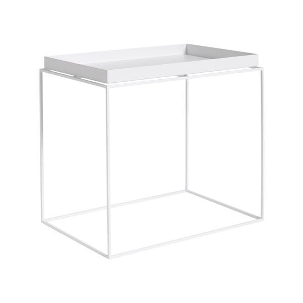 Tray table - Blanc - Hay - Songes - Tray-table-white-l