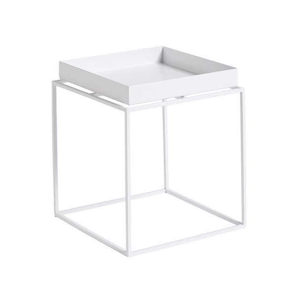 Tray table - Blanc - Hay - Songes - Tray-table-white-m