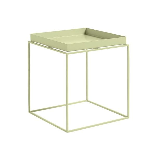Tray table - Jaune - Hay - Songes - Tray-table-yellow-m