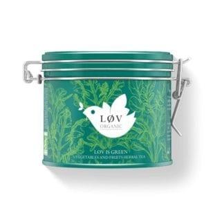Thé en boîte - Lov is Green