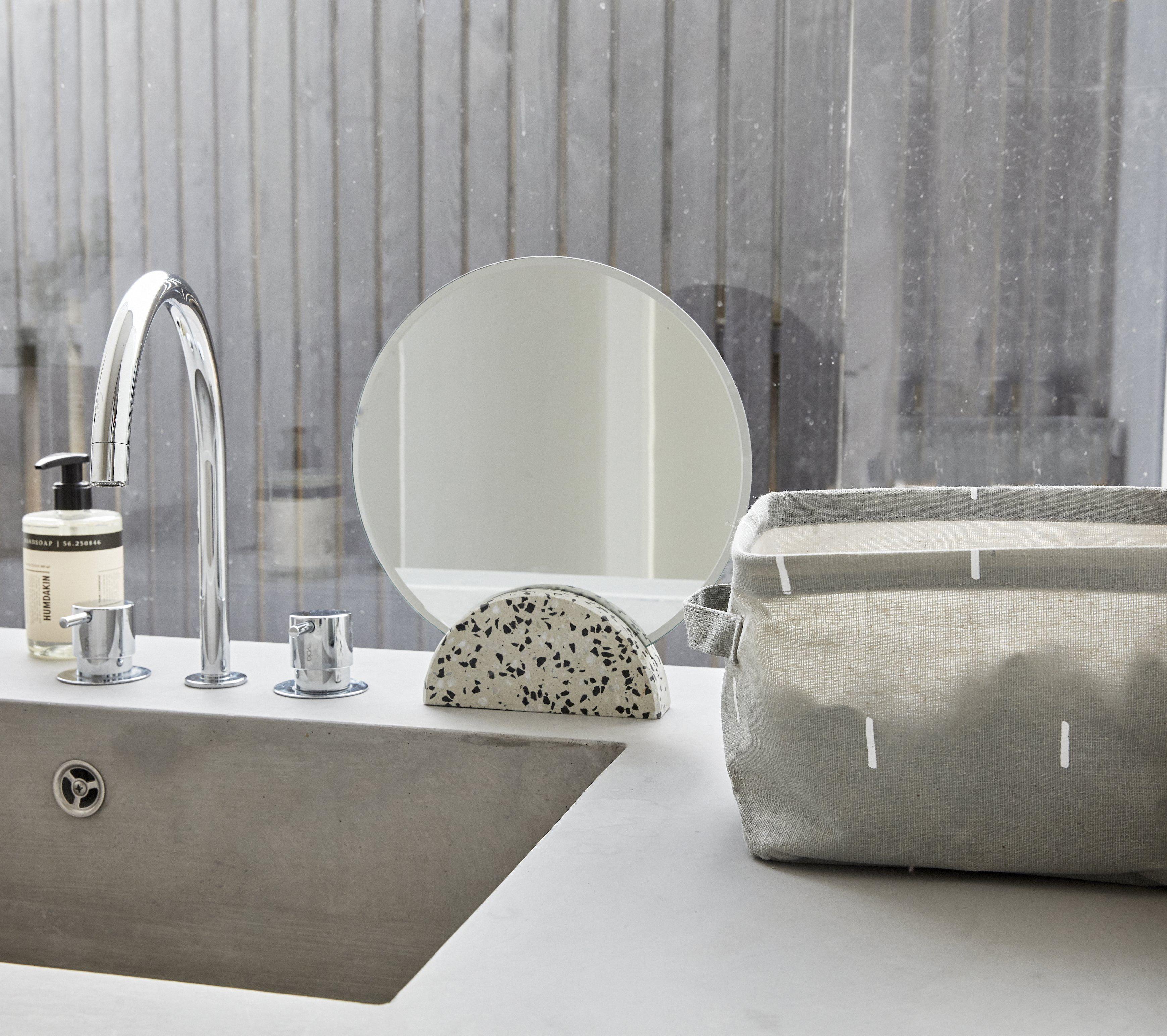 Miroir de table - Terrazzo