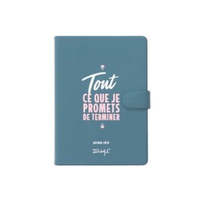 Agenda 2019 - Petit journalier