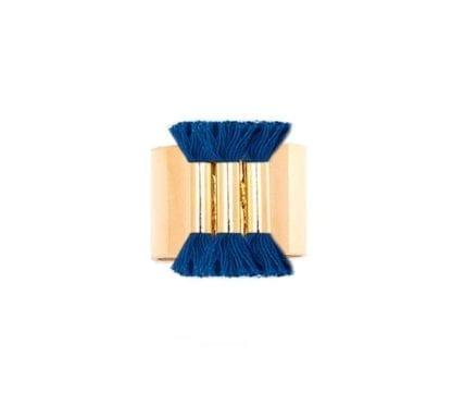 Bague Amazonas - Bleu