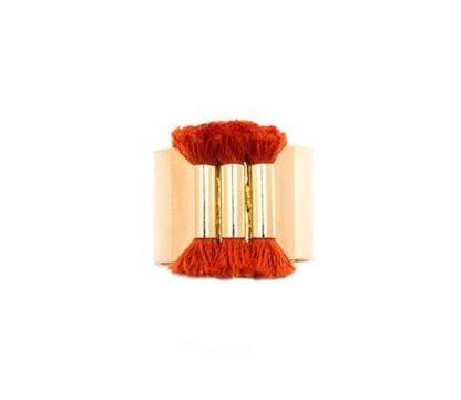 Bague Amazonas - Orange