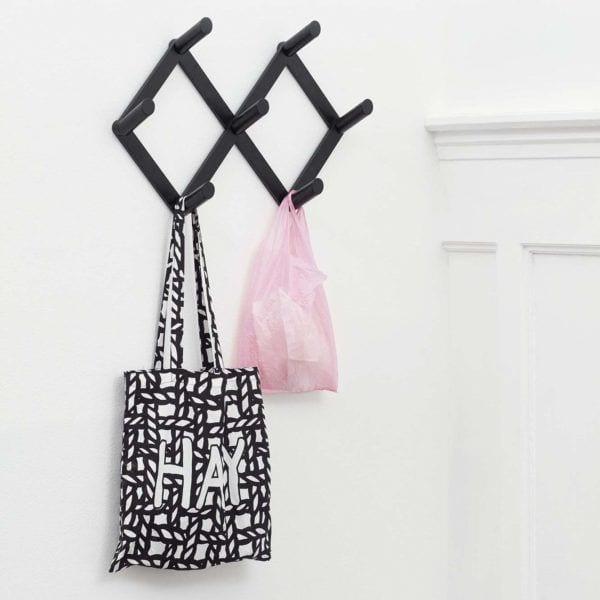 Coat rack - Noir - Hay - Songes - coat-rack-black02