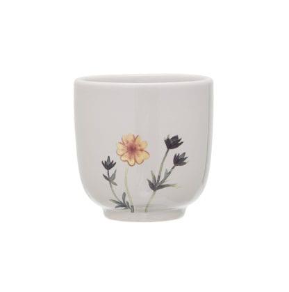 Mini mug Flora - Beige