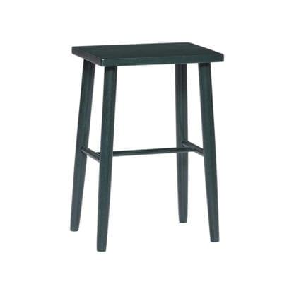 Tabouret simple - Vert