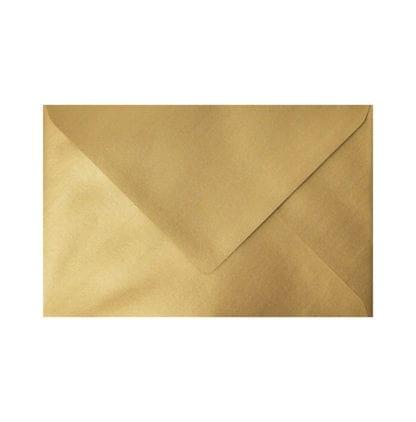 Enveloppe dorée