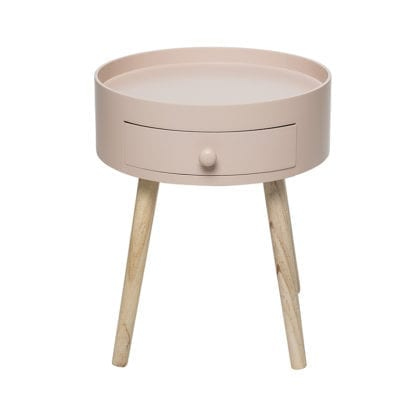 Table basse - Rose
