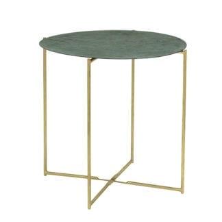 Table basse - Leaf marbre