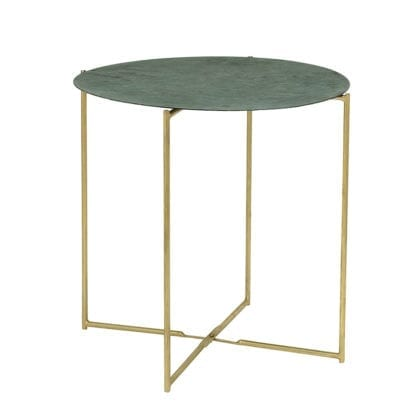 Table basse - Leaf marbre