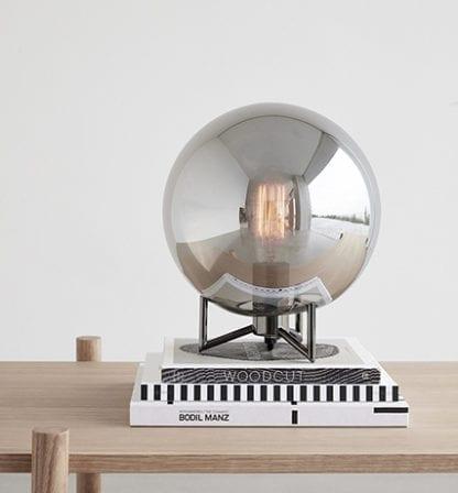 Lampe ronde - Verre