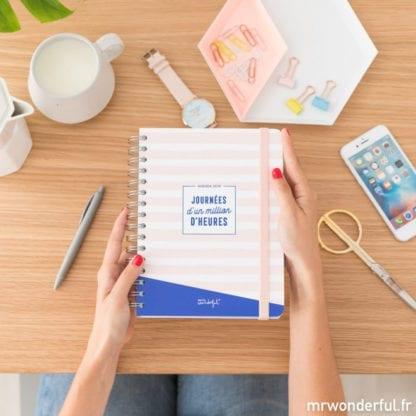 Agenda 2019 - Grand journalier