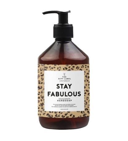 Savon pour les mains - Fabulous