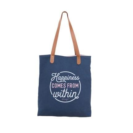 Tote bag - Happiness