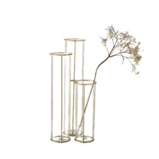 Vase - Soliflore en verre