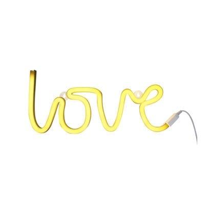 Lampe néon - Love