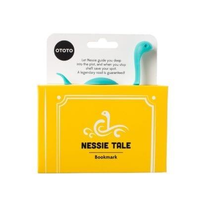 Marque-page - Nessie