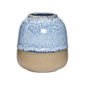 Vase céramique - Bleu M