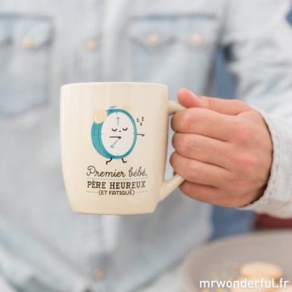 Mug - Papa fatigué