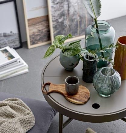 Vase rond - Vert