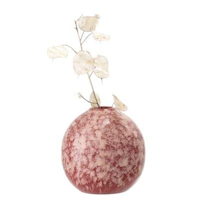 Vase rond - Rose mélange