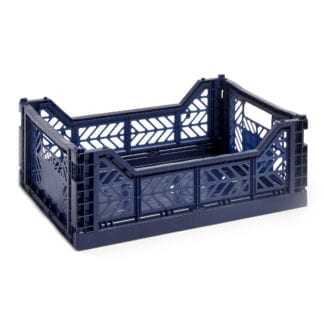Caisse de rangement M - Bleu
