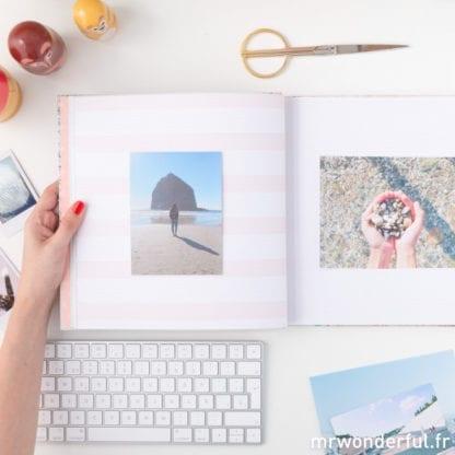 Album photo - Voyage