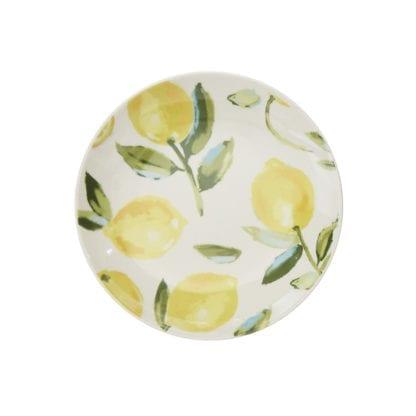 Assiette - Citron (1)