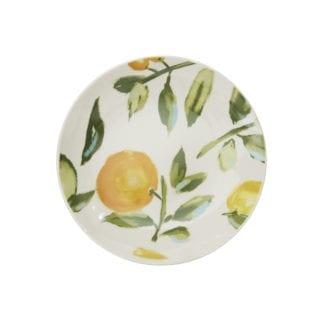 Assiette - Citron (2)