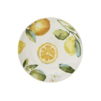 Assiette - Citron (3)