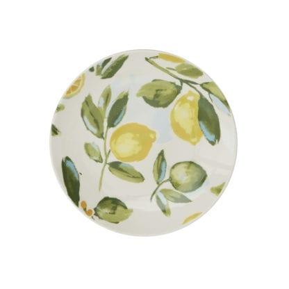 Assiette - Citron (4)