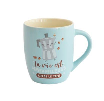 Mug - Après le café