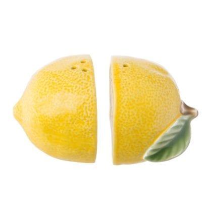 Sel et poivre - Citron