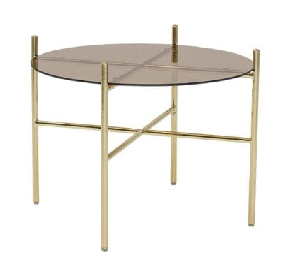 Table basse - Lucca verre