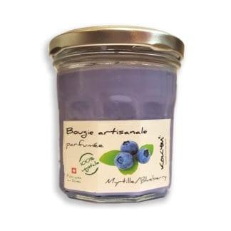 Bougie parfumée – Myrtille