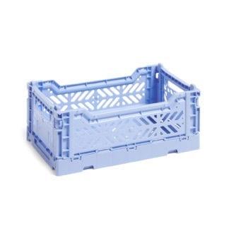Caisse de rangement S - Bleu