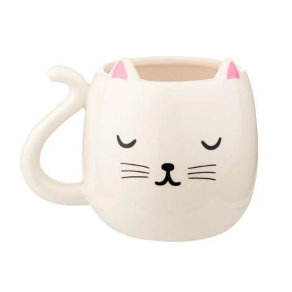 Mug animal - Chat