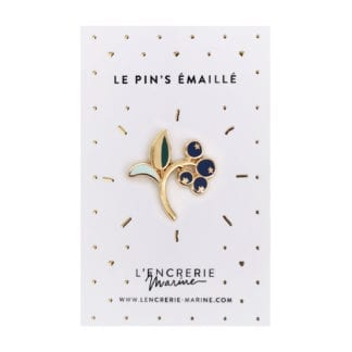 Pin's – Myrtille