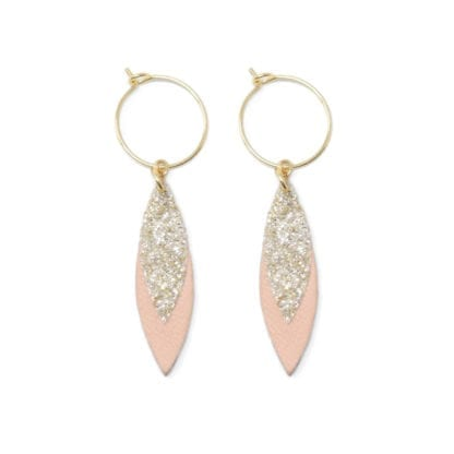 Boucles Bandama - Rose