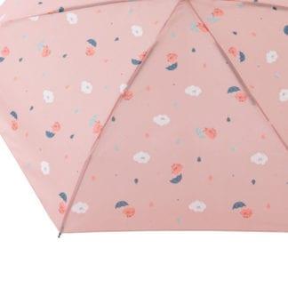 Parapluie - Nuages & cœurs