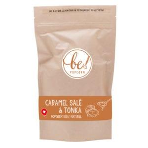 Popcorn - Caramel salé & Tonka